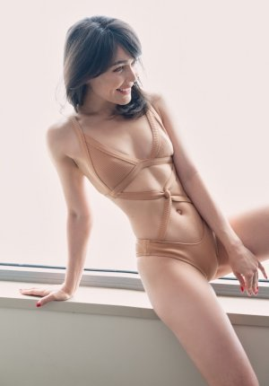 Lovaina escort girls in Woods Cross & nuru massage