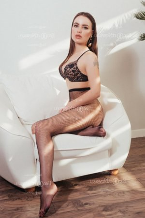 Etiennette tantra massage in Prairie Ridge