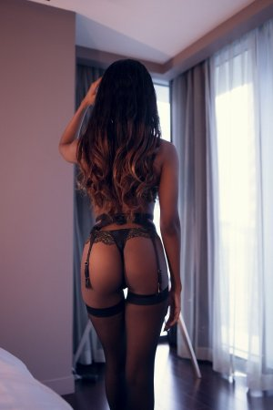 Selene nuru massage & escort girl